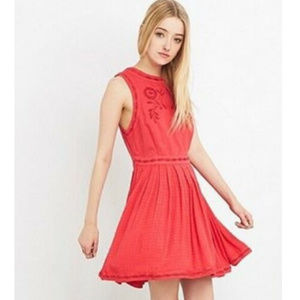 Free People Sleeveless Mini Dress Size 4